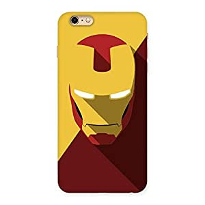 The Awesome Classic and Iron Back Case Cover for iPhone 6 Plus 6S Plus