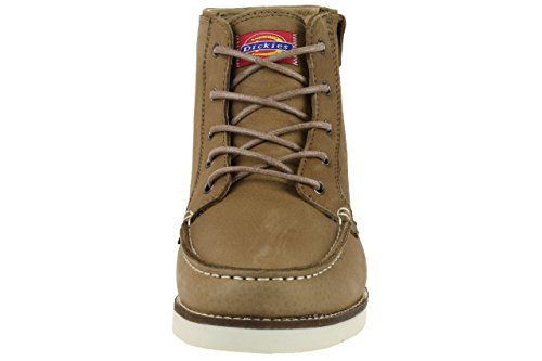 Dickies Cast men boots leather brown Workerboot Workwear Braun