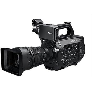"Sony PXW-FS7 Shouldercam CMOS Black - Camcorders (CMOS, Sony A, Memory card, SD,XQD, 1/3-1/9000, 8.89 cm (3.5""))"