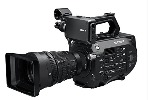 Sony PXW-FS7 soporte de - Videocámara (CMOS, Sony A, Tarjeta de memoria, SD, XQD, 1/3 - 1/9000, LCD)
