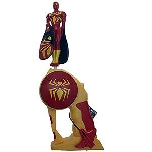 Flying Heroes - Juguete Volador Iron Man (Bandai 52254)