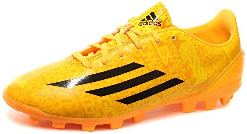 Adidas F10 Sapatos De Futebol Ag J Messi Amarelo
