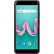 Wiko Lenny5 Smartphone débloqué 3G (Ecran: 5,7 pouces - 16 Go - Double Micro-SIM - Android) Anthracite