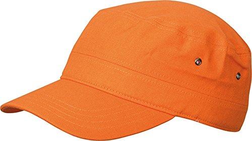 Myrtle Beach - Military Cap One Size,Orange