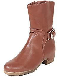 TEN Brown Leather Boots