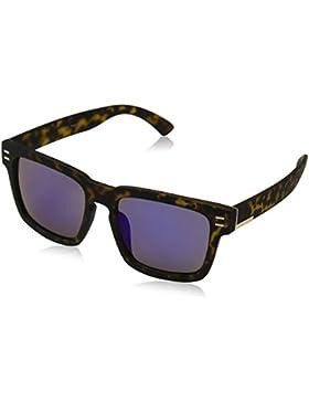 Eyelevel Carson, Gafas de Sol para Hombre, Marrón (Brown/Blue Mirror), 50