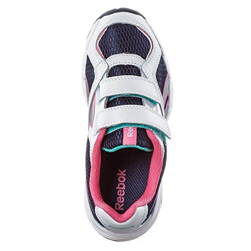 Reebok  REEBOK ALMOTIO 2V, Chaussures Multisport Outdoor garçon Blanc