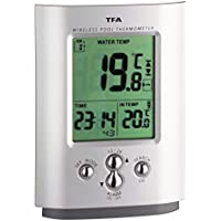 TFA 30.3033 - Termómetro por control remoto para piscina