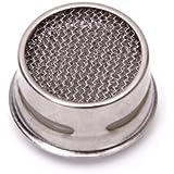 Atomizador para grifo de cocina/baño grifo, color blanco y plateado