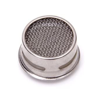 Kitchen/Bathroom Faucet Sprayer Strainer Tap Filter 21mm: Amazon.co ...