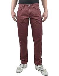 Mens Herren Harris Slim Jeans Hattric
