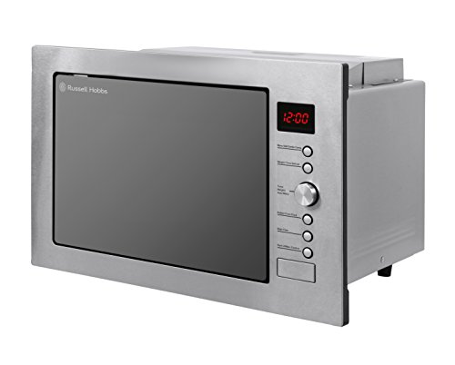 Russell Hobbs RHBM3201 32L Built In Digital 1000w Combination Microwave Stainless Steel