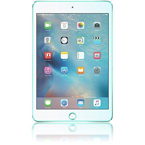 delightable24 Pellicola Protettiva Vetro Temprato Glass Screen Protector APPLE IPAD MINI 4 Tablet - Transparente