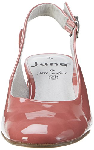 Jana Damen 29503 Slingback Pink (BERRY PATENT 576)
