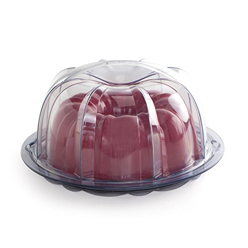 Nordic Ware Bundt Keeper with Bundt Pan -