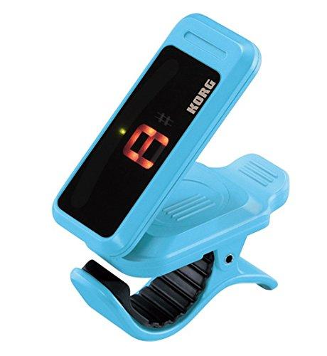 Korg Pitchclip blau | Pitch-Clip PC-1 Tuner Stimmgerät | chromatisch universal