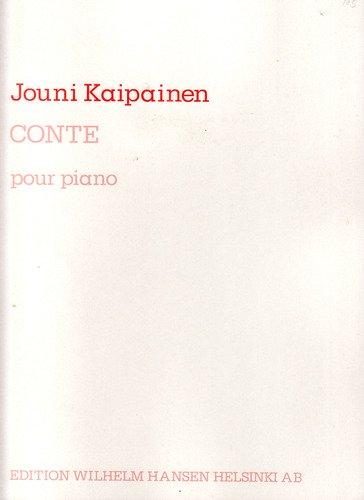 Conte pour piano