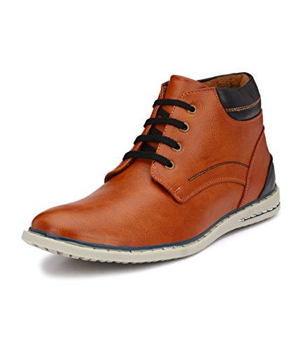 EL Paso Exquisite Modish Men's Ankle Boot  available at amazon for Rs.449