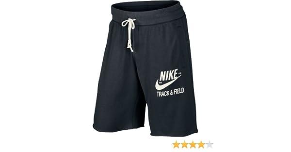 Sporthose Kurze Alum Shorts Nike Track Herren Field And Black Ru qEv1PwT