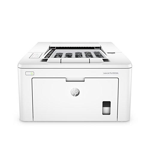 HP Laserjet Pro M203dn Laserdrucker (Drucker, LAN, HP ePrint, Apple Airprint, USB, 1200 x 1200 DPI) weiß
