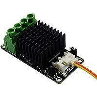 UEETEK Módulo de potencia de la cama de calor 3D de la placa de expansión de la impresora Cama caliente MOS Tube 3D accesorio de la impresora