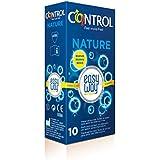 PRESERVATIVOS / CONDONES CONTROL NATURE EASYWAY El aplicador Easy Way facilita la colocación del preservativo, de una forma rápida y sencilla.