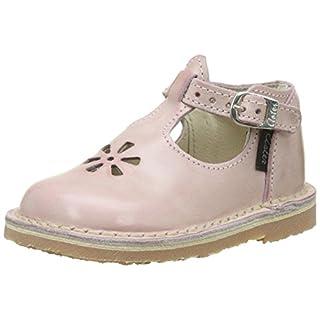 Aster Baby Mädchen Bimbo Krabbel- & Hausschuhe Pink (Rose Lilas 13) 22 EU