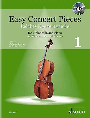Band 1. Violoncello und Klavier. Ausgabe mit CD. ()