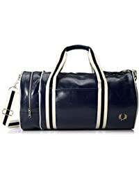 Fred Perry - Sac L4305 Classic Barrel Bag 635 Marine