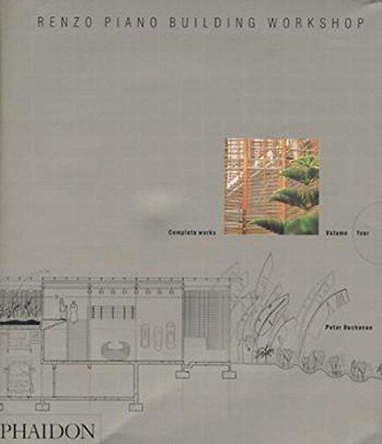 Renzo Piano Building Workshop - Volume 4