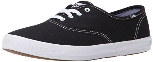 Keds - Champion Core Text-Navy, Sneakers da donna, Nero (Black), 38