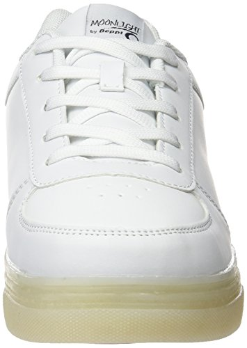 Beppi - Casual 2153345, Scarpe sportive Unisex - Adulto Blanco (bianco)