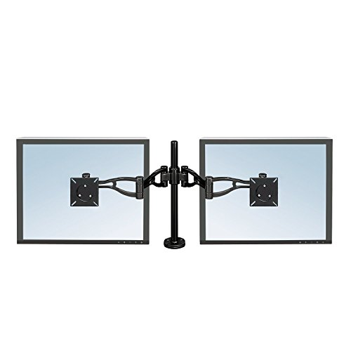 Fellowes 8041701 Professional Series Doppel Monitor-Arm