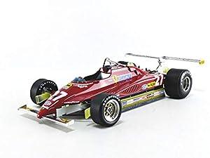 GP Replicase GP12-10E - Coche en Miniatura, Color Rojo