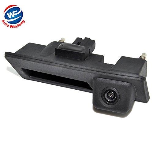 Auto Wayfeng WF® HD auto Runk Maniglia parcheggio cassa della macchina fotografica di sostegno retrovisore per Audi/VW Volkswagen/Passat/Tiguan/Golf/Touran/Jetta/Sharan/Touareg 2011-2016