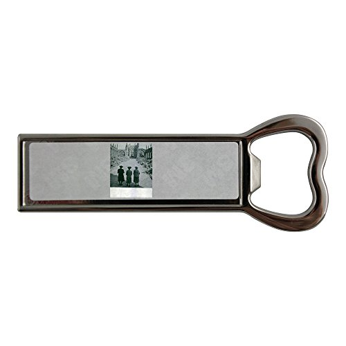 stainless-steel-bottle-opener-and-fridge-magnet-with-three-women-in-coventry