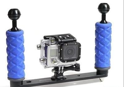 Sistemas de control doble bandeja para GoPro Hero Cámaras