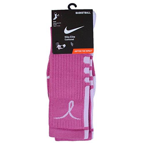 Nike - Polo, manica corta, uomo Rosado/Blanco