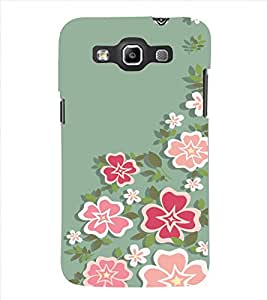 HiFi Designer Phone Back Case Cover Samsung Galaxy Win I8550 :: Samsung Galaxy Grand Quattro :: Samsung Galaxy Win Duos I8552 ( Flower Colorful Pattern Design )