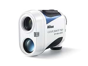 Nikon unisex bka144ma coolshot pro stabilisiert weiß: amazon.de