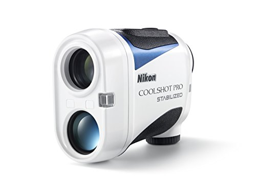 Nikon Unisex bka144ma COOLSHOT Pro stabilisiert, weiß
