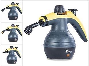 Neue Version 2018: OVM POWER 1600 Handdampfreiniger Handdampfer Dampfente Dampfreiniger Steam cleaner