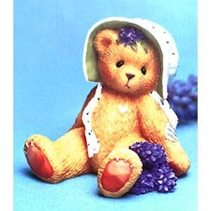 Unknown Cherished Teddies.......... Veronica... You Make Happiness Bloom by Pricilla and Glenn Hillmans Cherished Teddies Collection
