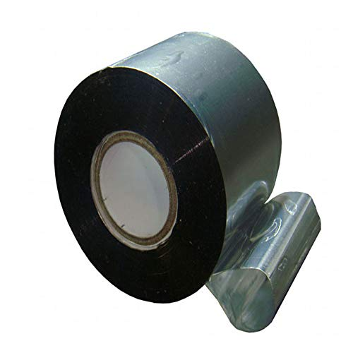 1 Rolle Aluklebeband (50mm x 50 Meter). Aluminiumklebeband. Alu-Band. ALU PP Klebeband.