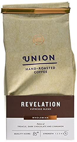 Union Hand Roasted Revelation Blend Whole Bean Coffee 200 g