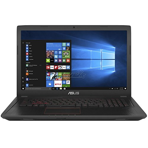 Asus FX553VD-DM483 Core i7 7th Gen {7700HQ 2.8 GHz (6M...