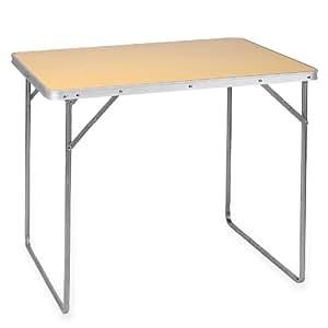 Table pliante 80 x 60 x 69 cm
