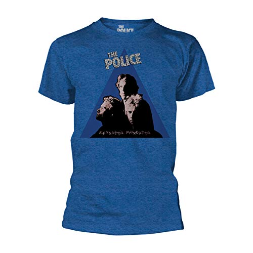 The Police Sting Zenyetta Mondatta Album Cover Oficial Camiseta para Hombre (XX-Large)
