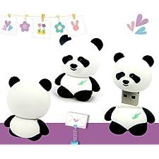 YooUSB 8GB Cute Cartoon Panda Novelty USB Flash Key Pen Drive Memory Stick Gift UK