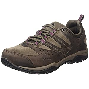 41NogUBUh8L. SS300  - Columbia Peakfreak XCRSN Leather Outdry, Women's Low Rise